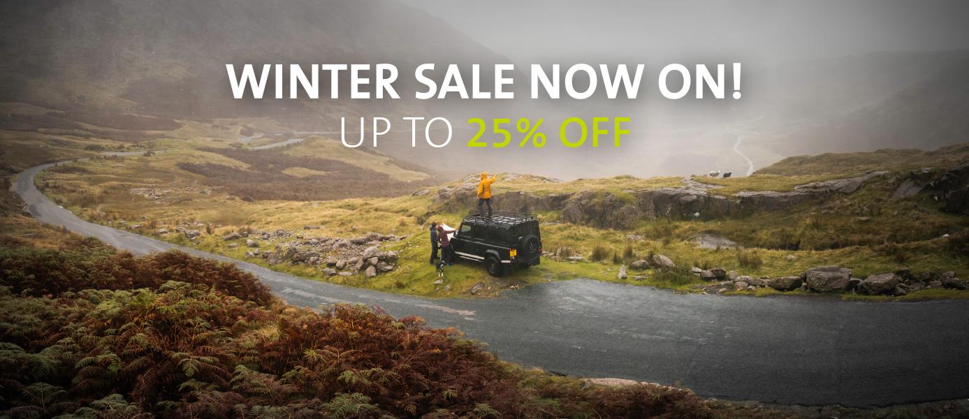 Shop our winter sale