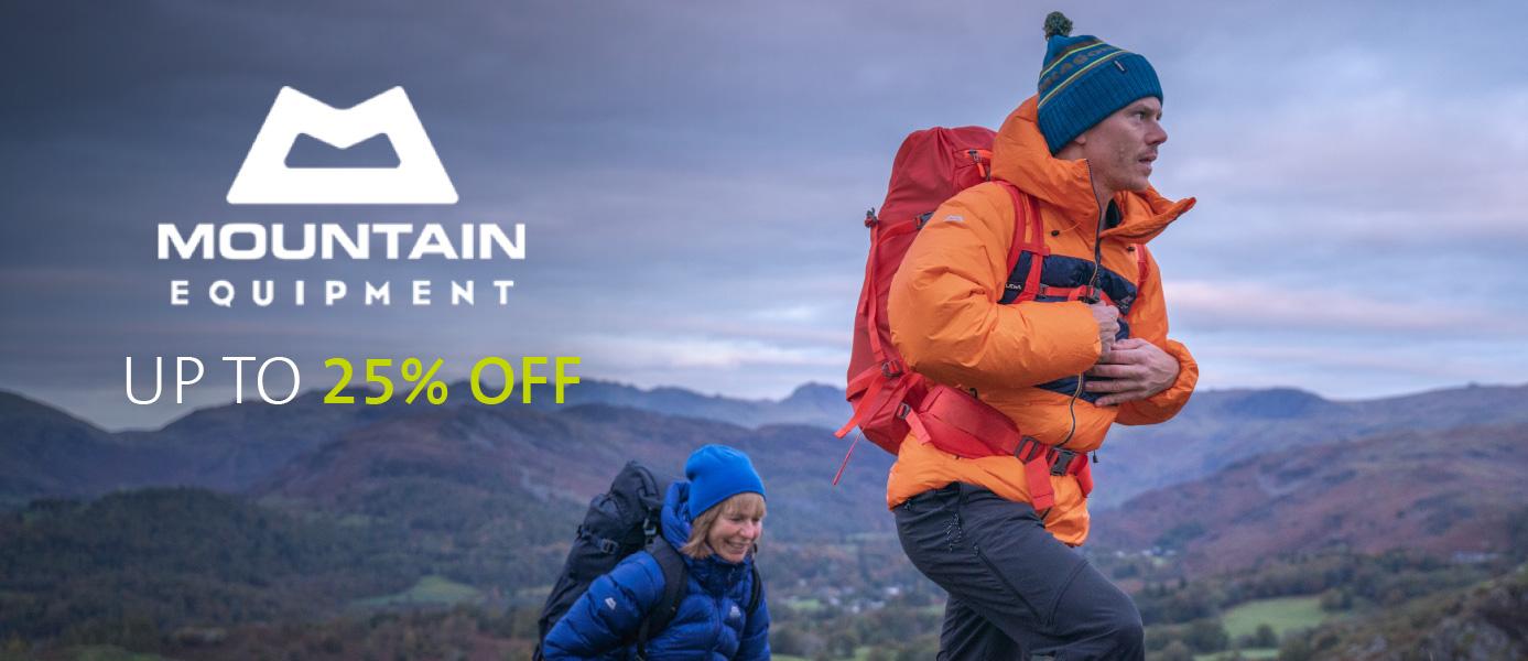 Shop the Mountain Equipment Sale