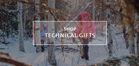 Shop technical equipment for christmas gifts