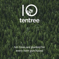 Shop tentree at the Epicentre, sustainable clothing