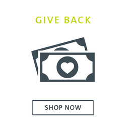 Shop brands that give back