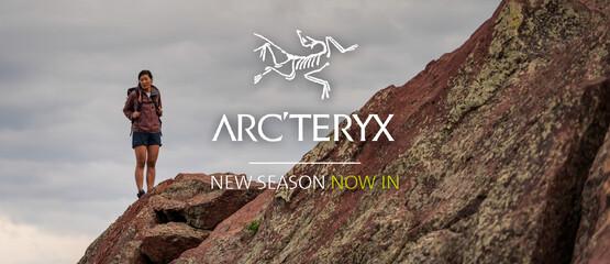 Shop arc'teryx new season