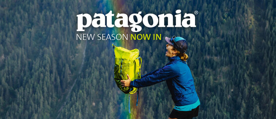 Shop new season Patagonia from the Epicentre