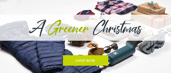 Shop greener this christmas