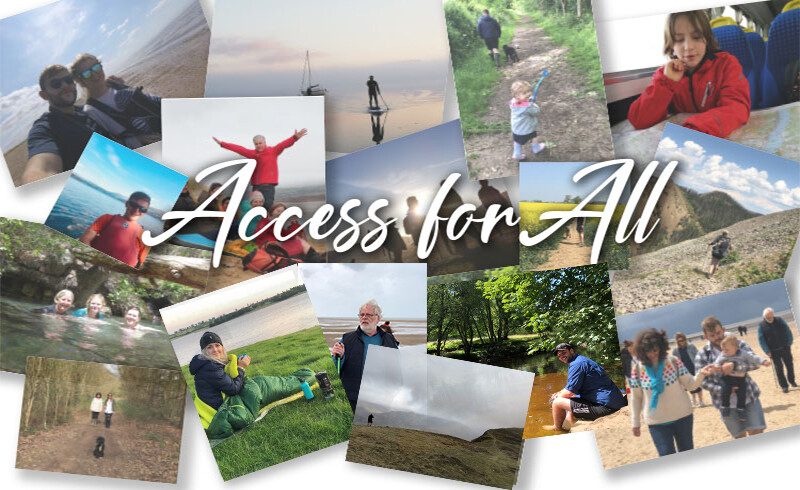 Access For All Collage