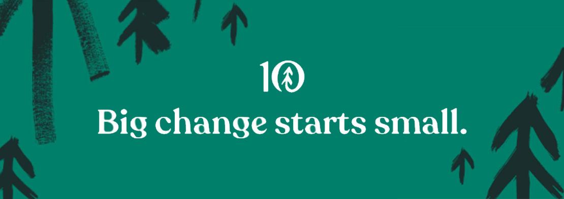Big change starts small