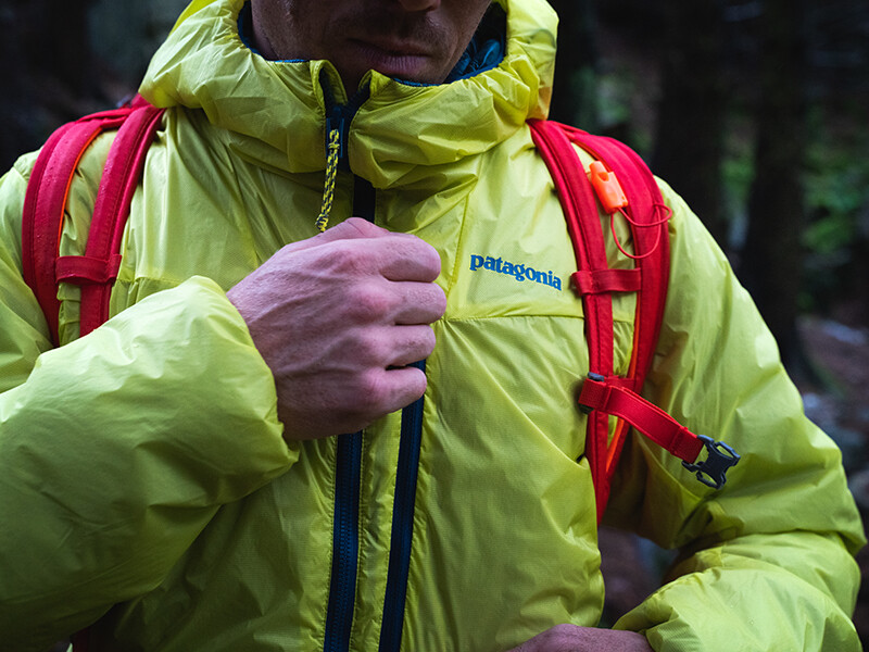 Patagonia synthetic insulated jacket