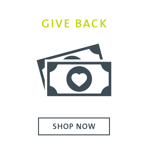 Shop clothing that gives back at The Epicentre