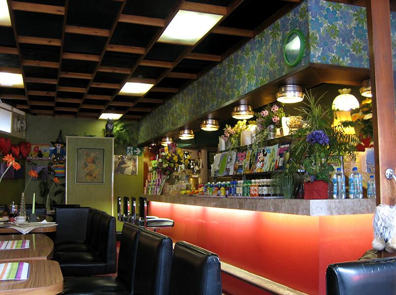 The original Epicure cafe
