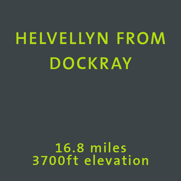 Download our Helvellyn walking route