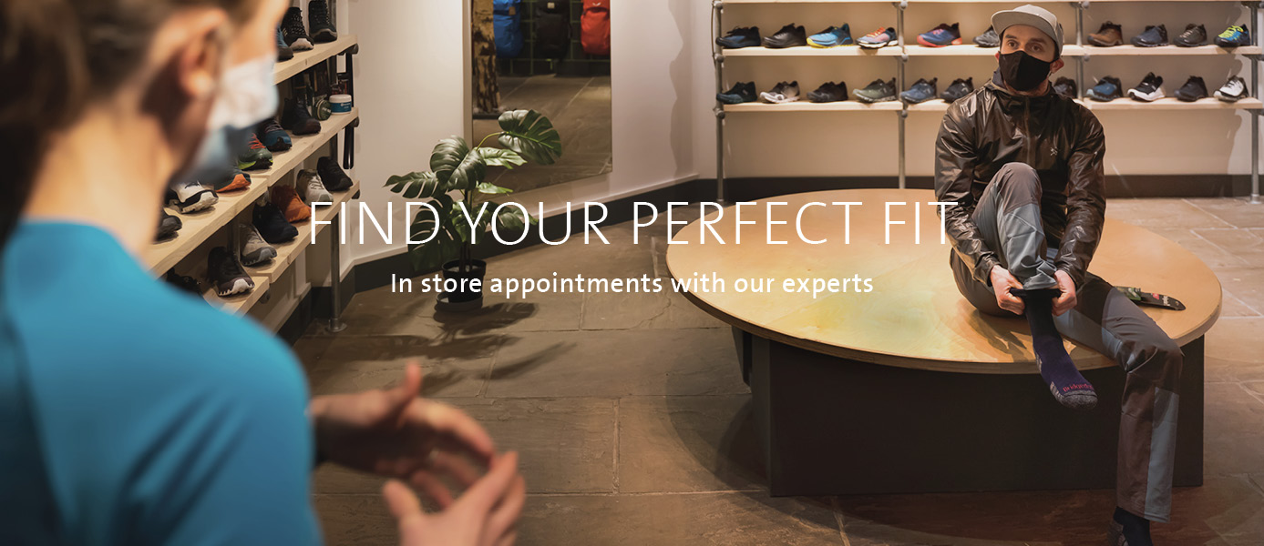 Footwear: Find Your Perfect Fit