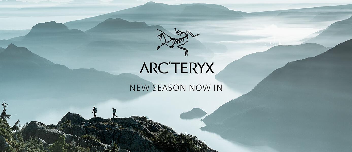 Shop New Arc'teryx