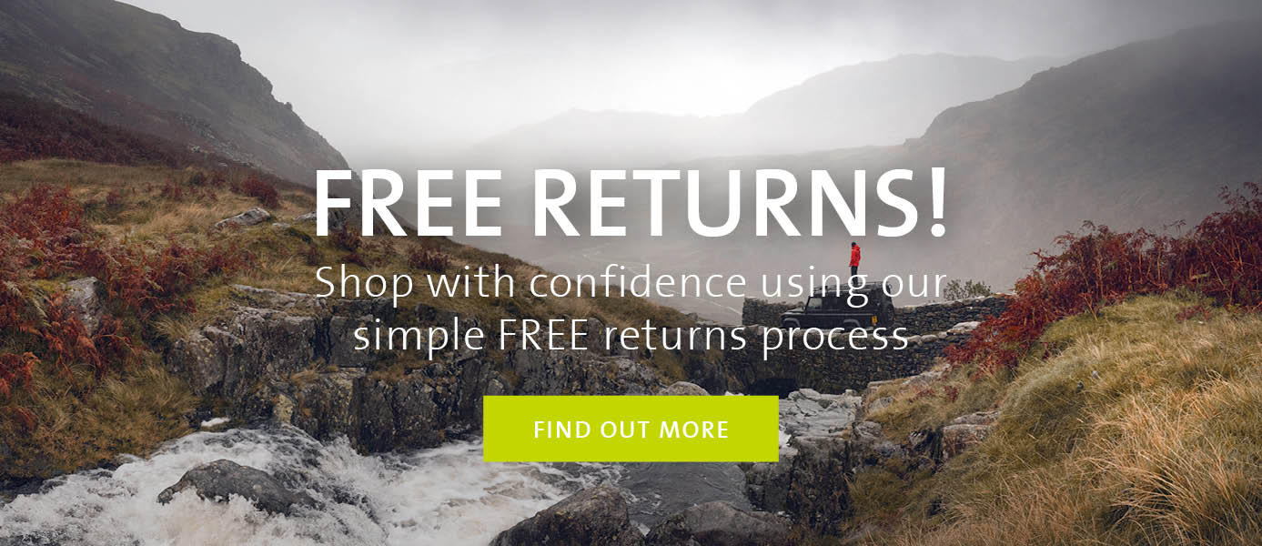 Free UK returns