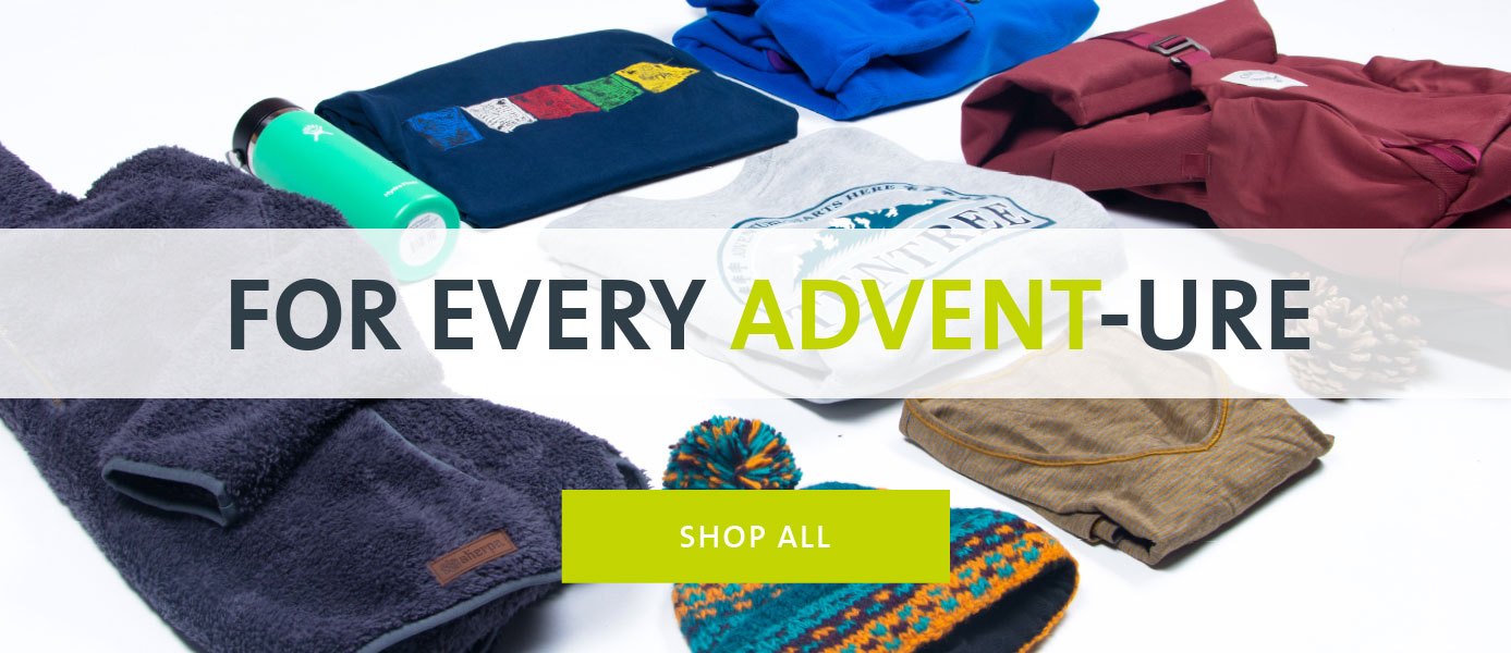 Shop for outdoor clothing, equipment and footwear gifts this christmas