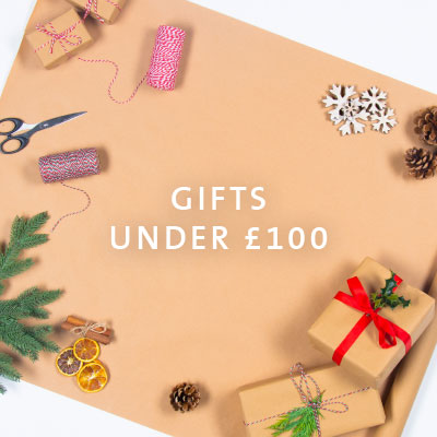 Shop Christmas gifts under £100