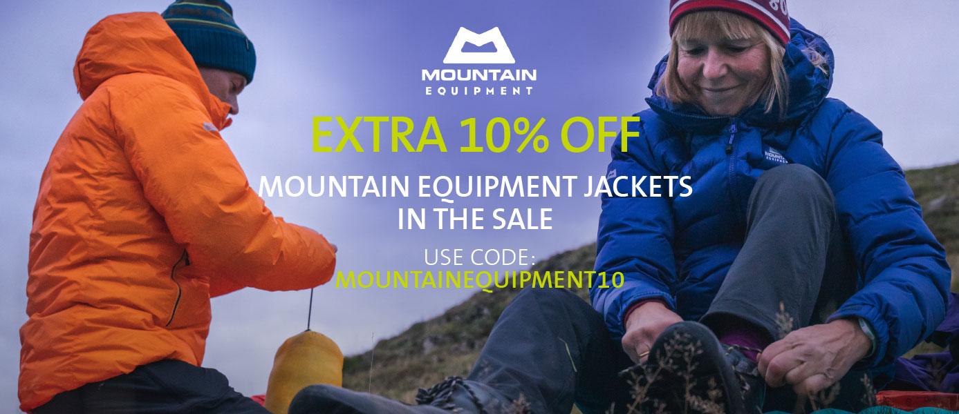 Shop Mountain Equipment jackets