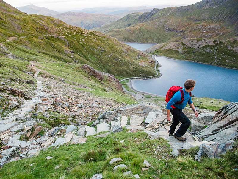 lightweight backpack for walking, hiking, trekking