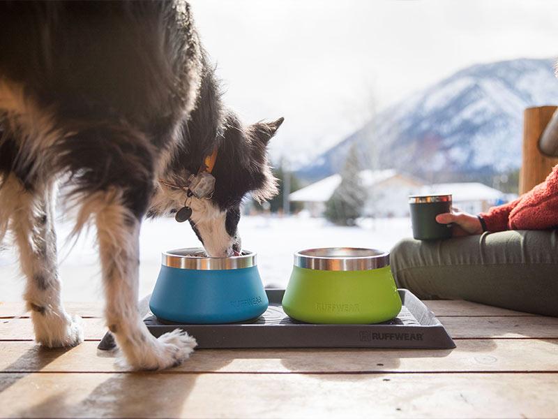 ruffwear dog bowls