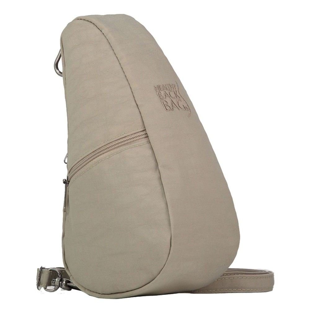 Healthy Back Bag Textured Nylon Baglett Sierra