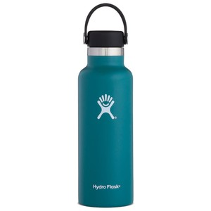 Hydro Flask 18oz Standard w/std Flex Cap in JADE