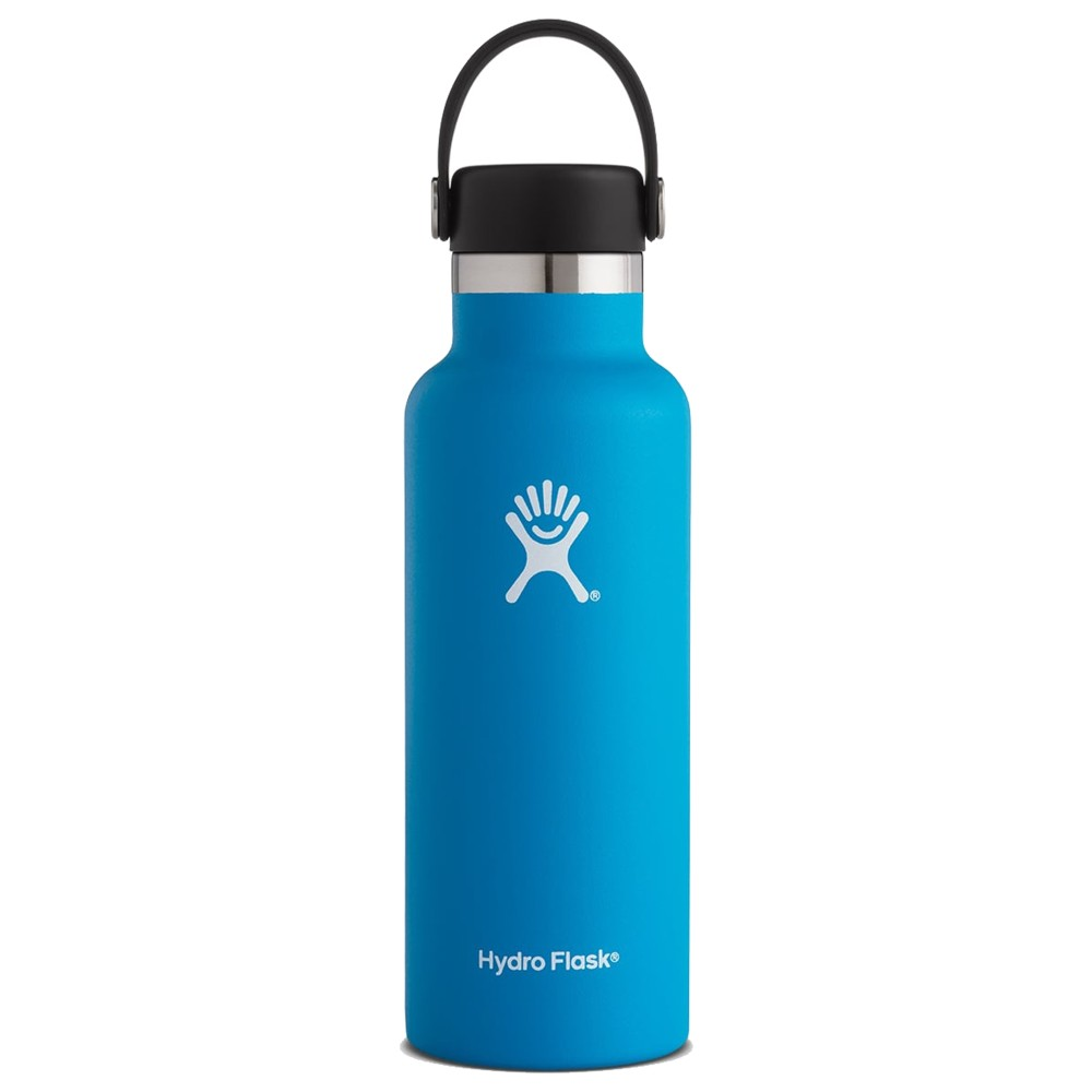 Hydro Flask 18oz Standard w/std Flex Cap Pacific