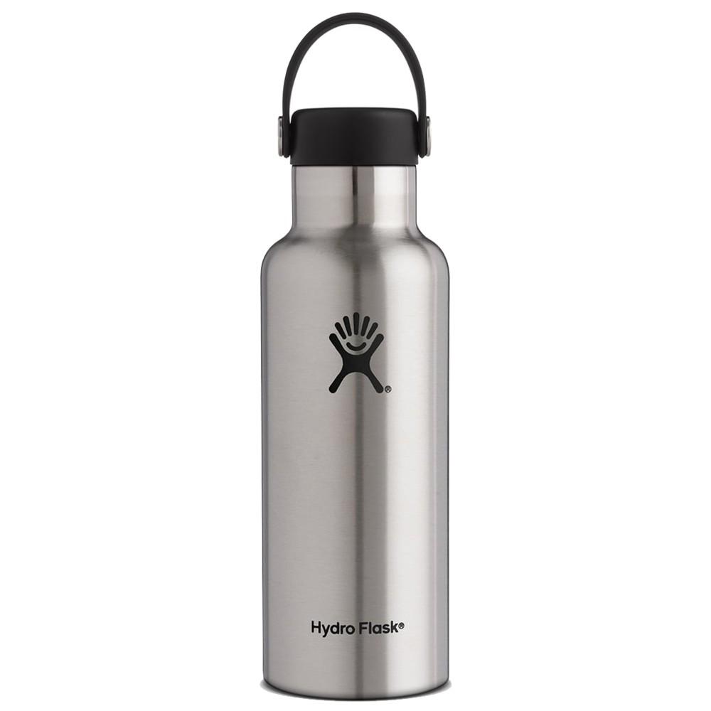 Hydro Flask 18oz Standard w/std Flex Cap Stainless