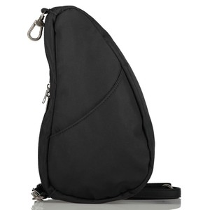 Healthy Back Bag Microfibre Large Baglett in Black