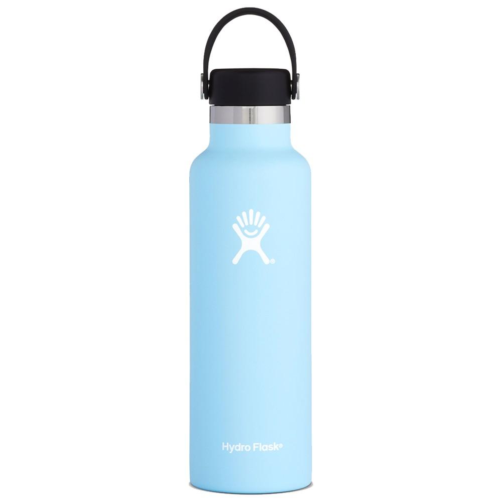Hydro Flask 21oz Standard w/std Flex Cap Frost