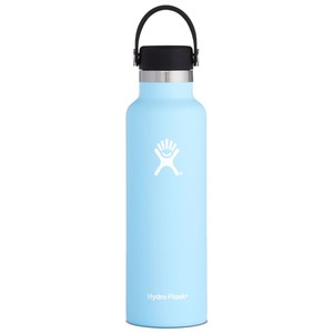Hydro Flask 21oz Standard w/std Flex Cap in Frost