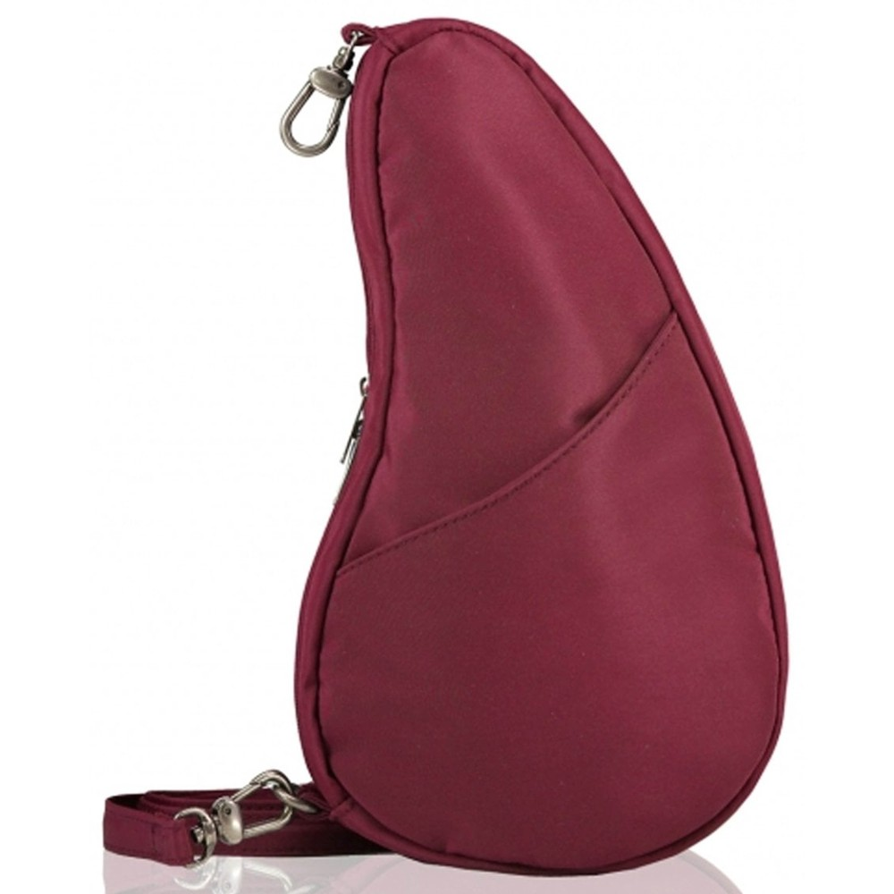 Healthy Back Bag Microfibre Large Baglett Garnet