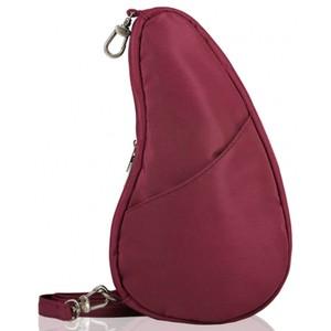 Healthy Back Bag Microfibre Large Baglett in Garnet