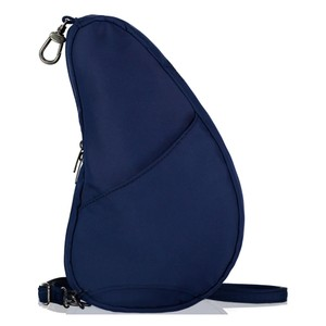 Healthy Back Bag Microfibre Large Baglett in Navy