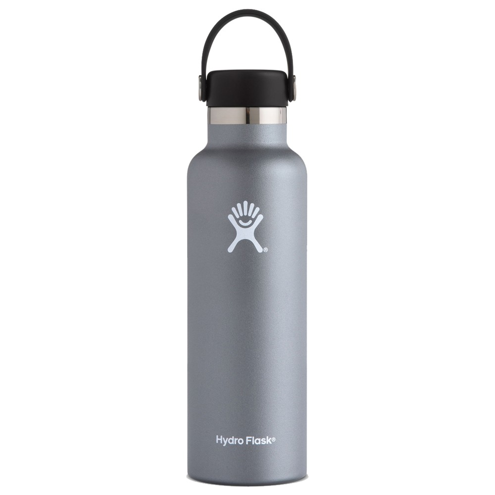 Hydro Flask 21oz Standard w/std Flex Cap Graphite