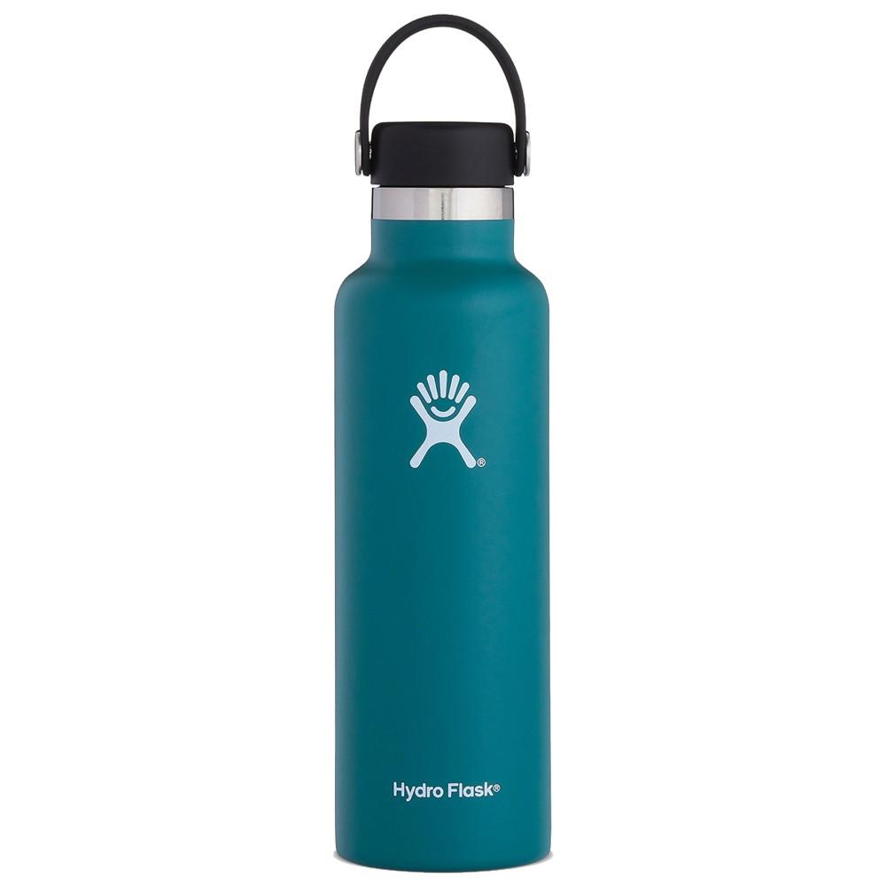 Hydro Flask 21oz Standard w/std Flex Cap JADE