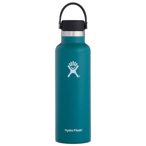 Hydro Flask 21oz Standard w/std Flex Cap in JADE