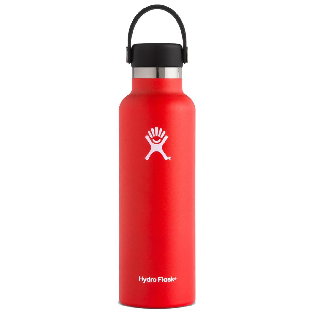 Hydro Flask 21oz Standard w/std Flex Cap Lava