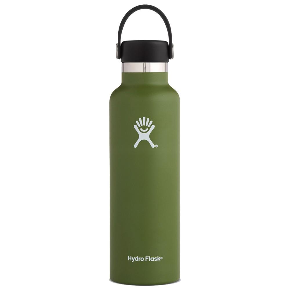 Hydro Flask 21oz Standard w/std Flex Cap Olive