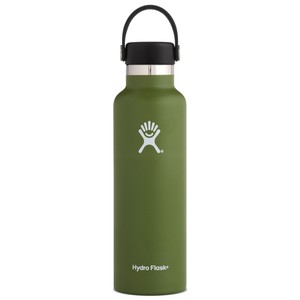Hydro Flask 21oz Standard w/std Flex Cap in Olive