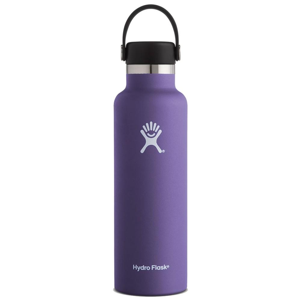 Hydro Flask 21oz Standard w/std Flex Cap Plum