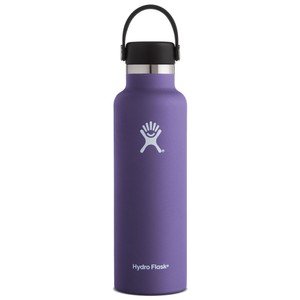 Hydro Flask 21oz Standard w/std Flex Cap in Plum
