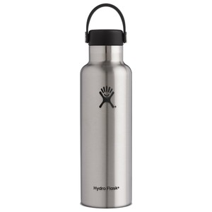 Hydro Flask 21oz Standard w/std Flex Cap in Stainless