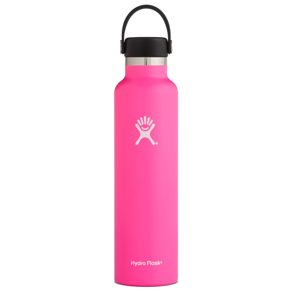 Hydro Flask 24oz Standard Mouth Flamingo