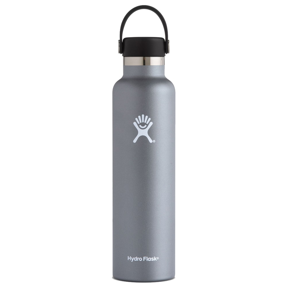 Hydro Flask 24oz Standard Mouth Graphite
