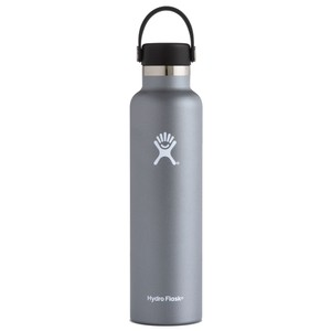 Hydro Flask 24oz Standard Mouth in Graphite