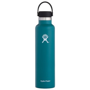 Hydro Flask 24oz Standard Mouth in JADE