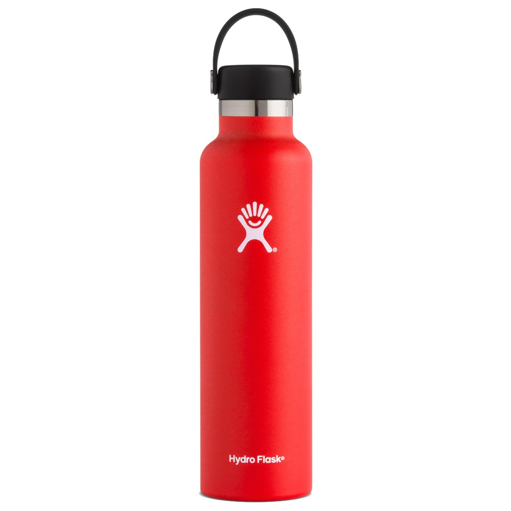 Hydro Flask 24oz Standard Mouth Lava