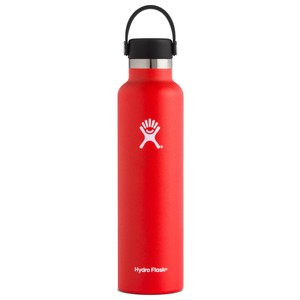 Hydro Flask 24oz Standard Mouth in Lava