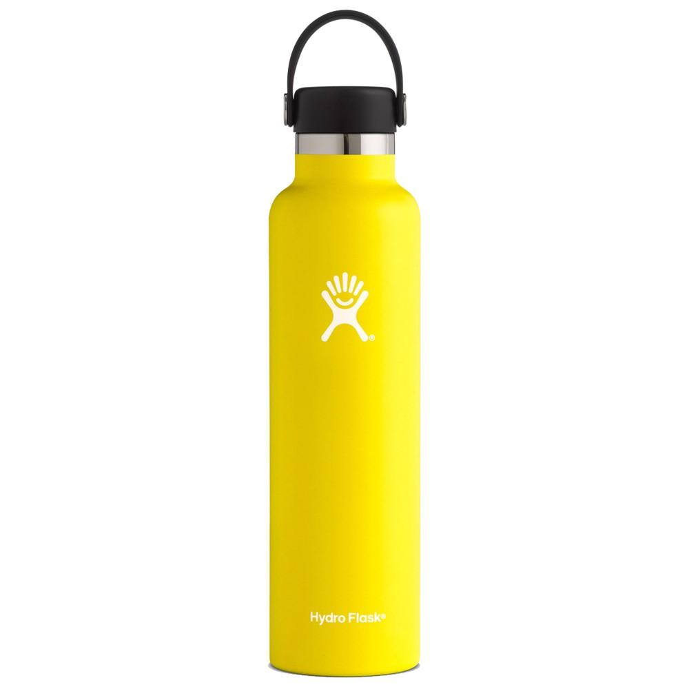 Hydro Flask 24oz Standard Mouth Lemon