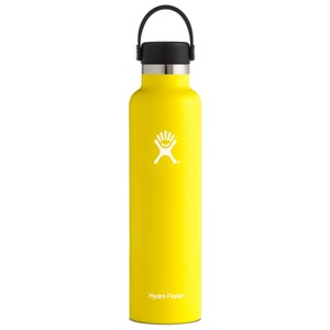 Hydro Flask 24oz Standard Mouth in Lemon