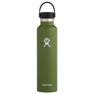 Hydro Flask 24oz Standard Mouth in Olive